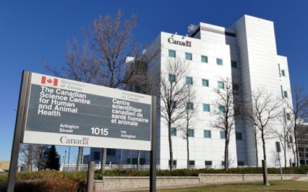 Canada- Lab Employee Possibly Exposed to Ebola Virus