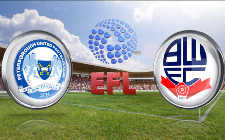 Live Stream : Peterborough v Bolton