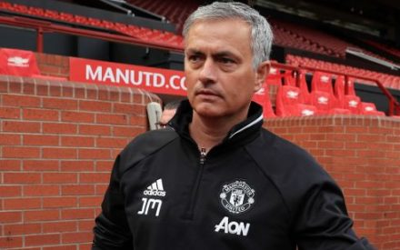 Manchester United Boss Fined and Also Given Touchline Ban