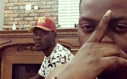 Meet the Former Pure Water Seller Turned Rapper Olamide Signed to His YBNL Label