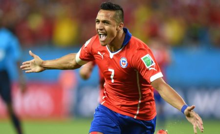 Alexis Sanchez Suffers Muscle Injury On Chile Duty