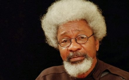 Wole Soyinka -'I Will Not Tear my U.S. Green Card Yet'