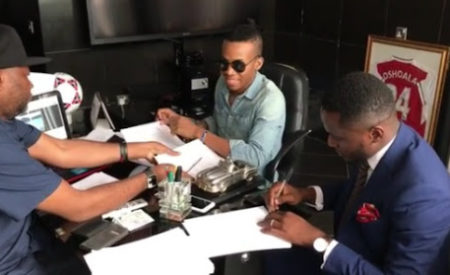 Tekno Finally Signs Sony Deal