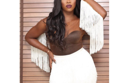 What Tiwa Savage Is Doing With These Lions Will Amaze You | Details