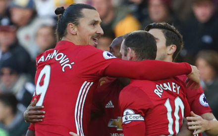 Video: Swansea City 1 – 3 Manchester United EPL Highlights 2016/17 #MUFC