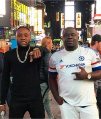 How Kcee's Manager Beats Harrysong's Manager To Pulp In Public