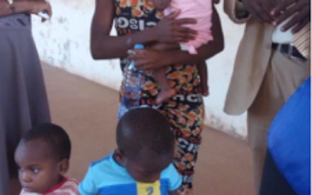 Recession!! Woman Arrested While Trying to Sell Her 3 Children