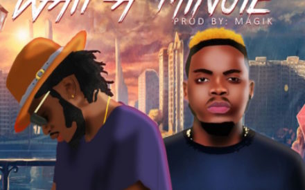 "New Music : BOJ – ""Wait A Minute"" ft. Olamide (Prod. by Magik)"