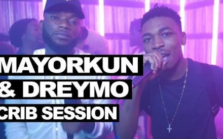 VIDEO: Mayorkun & Dremo Freestyle – Westwood Crib Session