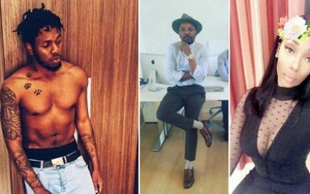 Singer, Runtown Accused of Sleeping With His Promoter's Fiancee | Photos