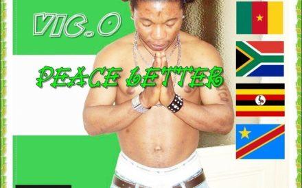 New Music : Vic O – Peace Letter (Mr Eazi Diss)