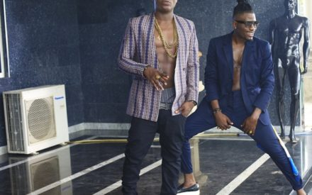 YCee And Reekado Banks Goes Naked For New Video | Look