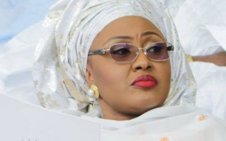 'Former First Ladies Spent ₦12m As Jet Landing Fees' – Aisha Buhari