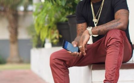 Davido Flaunts His Newly Acquired Mercedes Benz GLE 450 AMG Coupe