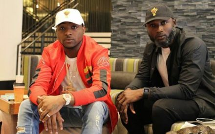 Did Davido Sack His Manager?