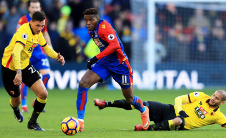 Live Stream : Crystal Palace v Swansea #CPFC