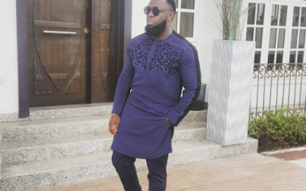 How Timaya Deleted All His Photos & Un-followed Everyone on Instagram
