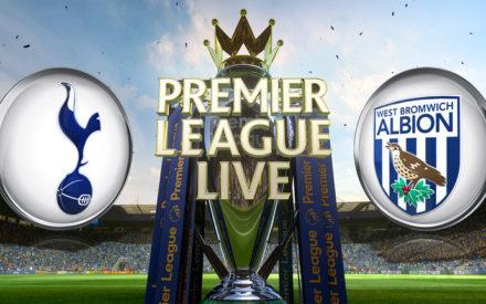 Live Stream : Tottenham v West Brom #THFC
