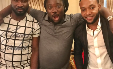 Daddy Showkey Reconciles Kcee & HarrySong
