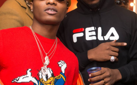 "Video : Wizkid And Runtown Perform ""Lagos To Kampala"" In London"