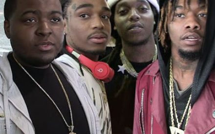 Sean Kingston Reportedly Beaten Up by Migos