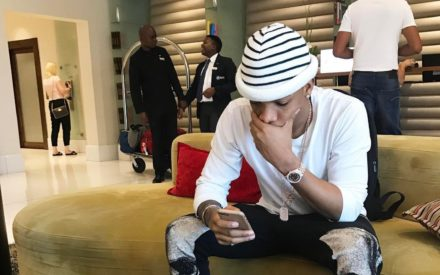Tekno Shows Off His Rapping Skills – Video