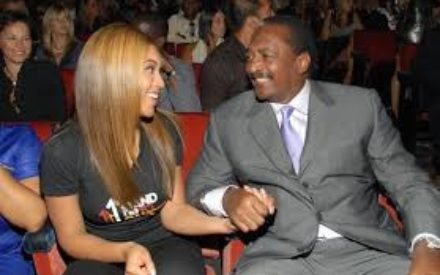 Beyonce's Dad Reveals the Sex of Twins Mistakenly