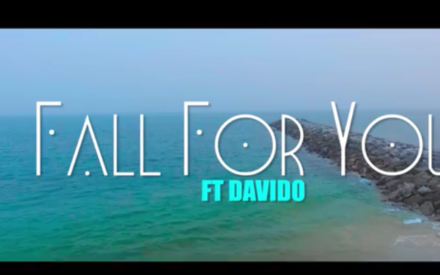 VIDEO : B-Red – Fall For You ft. Davido