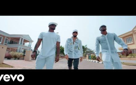 VIDEO: Phyno ft. P-Square – Financial Woman