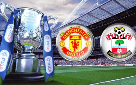 Live Stream : Manchester United V Southampton #MUFC #EFLCUP #EFL