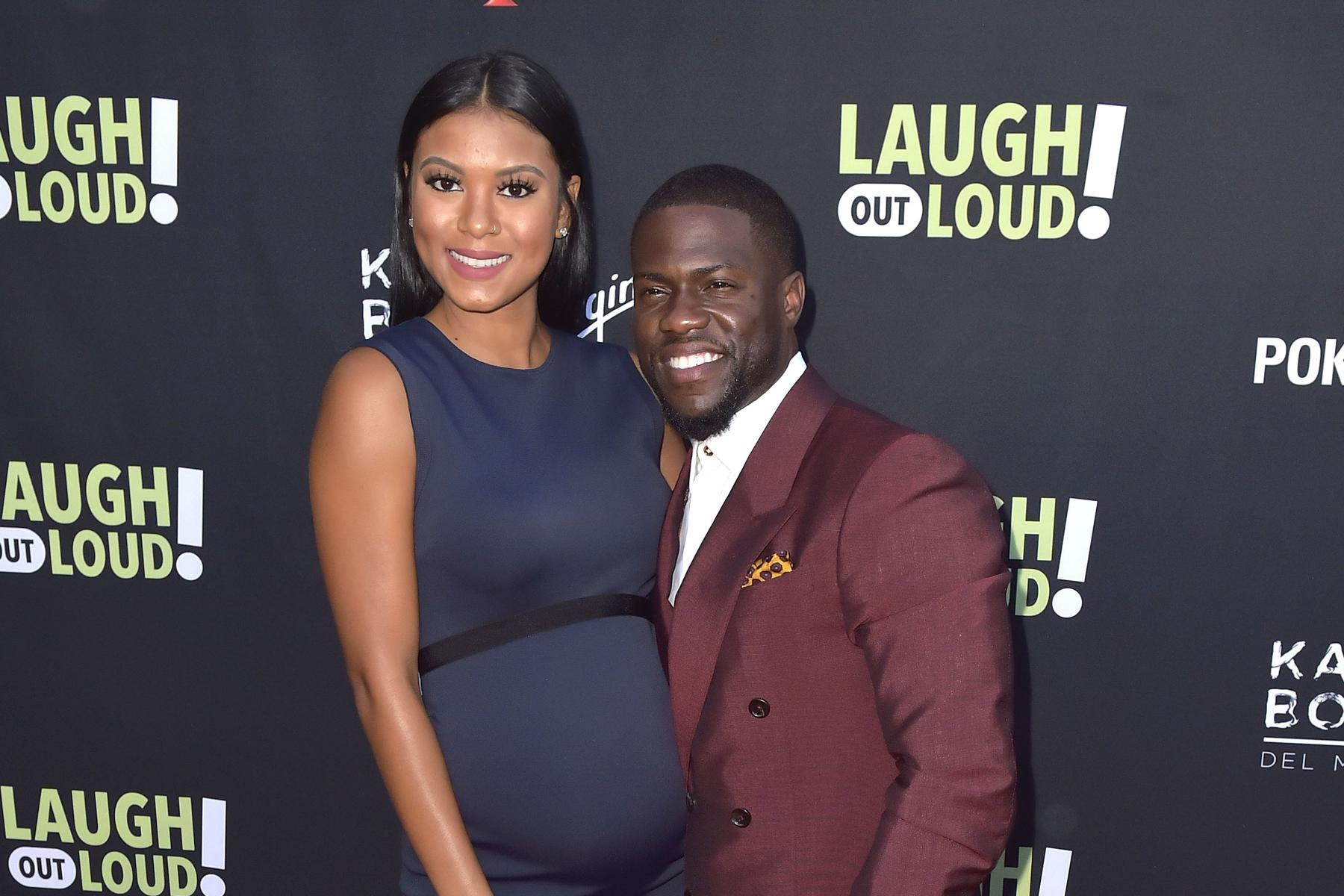 Kevin Hart And Wife Announce Son's Name In The Most ...