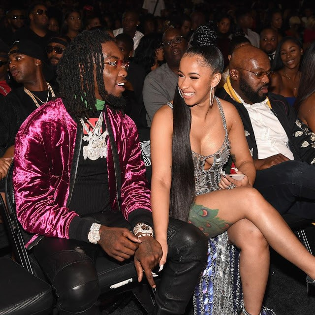 Cardi B S Fiancé Offset Loses 150k Chain After The Met Gala: New Sex Tape Of Cardi B's Fiance Offset Leaks