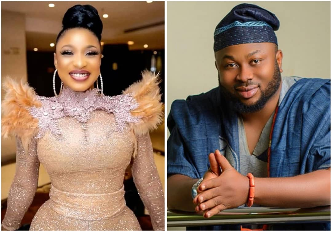 My Son Thinks His Father Is Dead- Tonto Dike